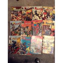 Comics Polvora,novedades