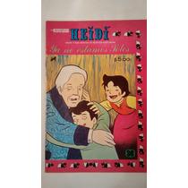 Historieta Heidi No. 36 - Novedades