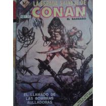 La Espada Salvaje De Conan El Barbaro #123, Ed 1992