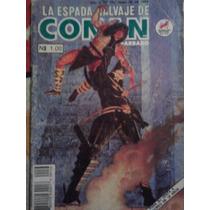 La Espada Salvaje De Conan El Barbaro #156, Ed 1994