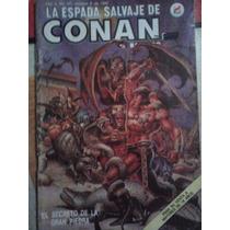La Espada Salvaje De Conan El Barbaro #61, Ed 1990