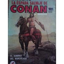 La Espada Salvaje De Conan El Barbaro #24, Ed 1989