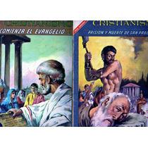 Lote De Comics Historia Del Cristianismo De Editorial Novaro