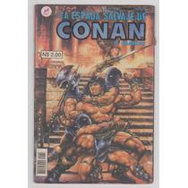 La Espada Salvaje De Conan El Barbaro # 188 - Novedades