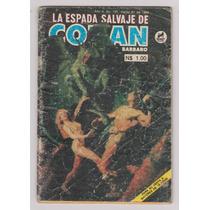 La Espada Salvaje De Conan El Barbaro # 151 - Novedades