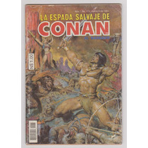 La Espada Salvaje De Conan El Barbaro # 175 - Novedades