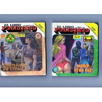 Tlax Lote De Comics El Libro Policiaco De Novedades Editores