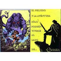 Tlax Lote De Comics La Espada Salvaje De Conan