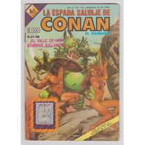 La Espada Salvaje De Conan El Barbaro # 116 - Novedades