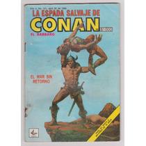 La Espada Salvaje De Conan El Barbaro # 101 - Novedades