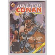 La Espada Salvaje De Conan El Barbaro # 112 - Novedades