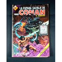 La Espada Salvaje De Conan El Bárbaro. No. 109 Año 1992 Vv4