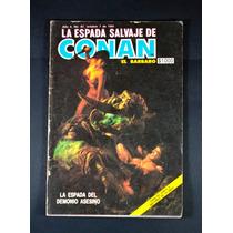 La Espada Salvaje De Conan El Bárbaro. No. 87 Año 1991 Vv4