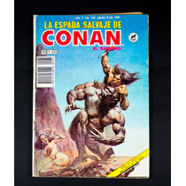 La Espada Salvaje De Conan El Bárbaro. No. 161 Año 1994 Vv4