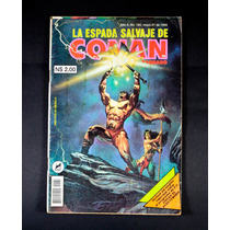 La Espada Salvaje De Conan El Bárbaro. No. 182 Año 1995 Vv4