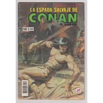 La Espada Salvaje De Conan El Barbaro # 184 - Novedades