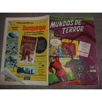 Mundos De Terror # 1 La Prensa