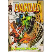 Diabolico Comics (novedades) $50 (1981) Numero 58