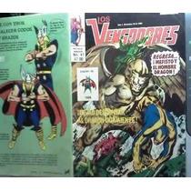 Comics Los Vengadores Edit.novedades (1981)