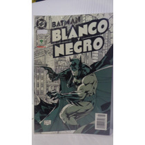 Batman Blanco Y Negro Vol.1 Editorial Vid