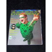 Revista Poster De Batman Forever Editorial Vid Mn4