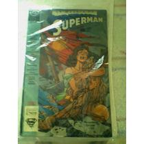 La Muerte De Superman 2da Edicion Vid No Batman,televisa 2