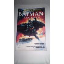 Batman Regresa Comic Adaptacion De La Pelicula