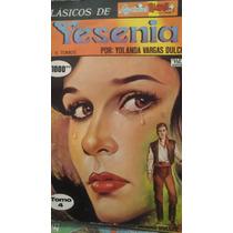 Yesenia Tomo 4, Clasicos De Lagrimas, Risas Y Amor, Ed Vid