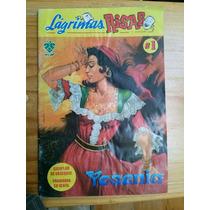 Comic Cuento Historieta Lágrimas Y Risas Yesenia Num 1, 2012