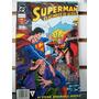 Superman El Hombre De Acero Tomo 9 Editorial Vid