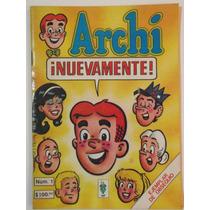 Historieta Archi No. 1 - Vid
