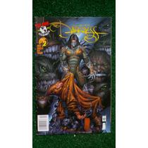 Darkness #2 Editorial Vid