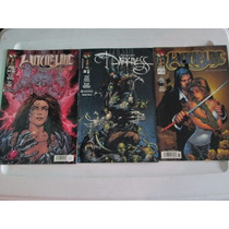 The Darkness Comic Y Hitchblade 3x1