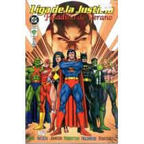 Comic Liga De Justica Pesadilla De Verano