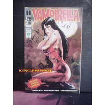 La Venganza De Vampirella #5, 32 Paginas Editorial Vid