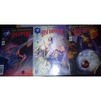 Xander - Lost Universe Coleccion Completa Vid 12 Comics