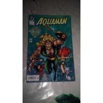 Aquaman Guerra De Diose Dc Comics Vid