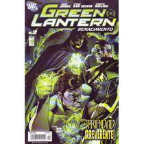 Comic Green Lantern Renacimiento # 2 Editorial Vid