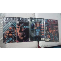 X Men La Pelicula Y Precuelas Adaptacion Al Comic Completa