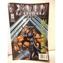 X-men La Pelicula Precuela Wolverine Editorial Vid