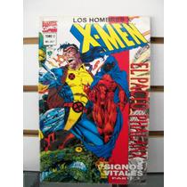 X-men El Pacto Phalanx Tomo 5 Editorial Vid