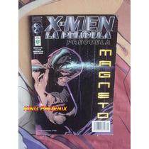 X-men La Pelicula Precuela Magneto Vid