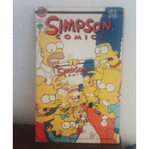 Simpson Comics # 4 Editorial Vid De Coleccion