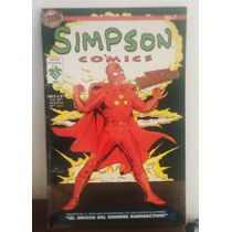 Simpson Comics # 7 Editorial Vid Coleccion