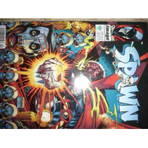 Spawn #12 Excelente Estado Varios Numeros Civil War Secret