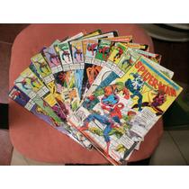 Colección De 11 Comics De Spider-man Primeros Numeros Ed.vid