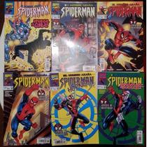 Spider-man, Edit. Vid. 2005 Varios Núms. Del 65 Al Núm 168