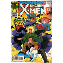 Comic Flashback Uncanny X-men July # 1en Ingles