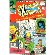 Comic Flashback Excalibur July # 1en Ingles