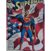 Superman #195, Ed 1994, Editorial Vid